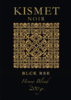 "Kismet Noir Honey Blend Edition ""BLCK RSE""  200gr"